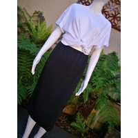 Domchi Sorrento Straight Skirt