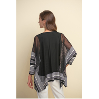 Joseph Ribkoff Tunic with Side Feature